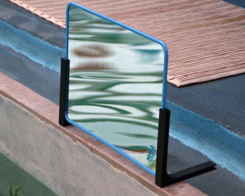 Professional Mirror Stands - Set of 2