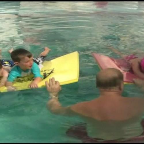 Swim Team Prep Lesson 1
