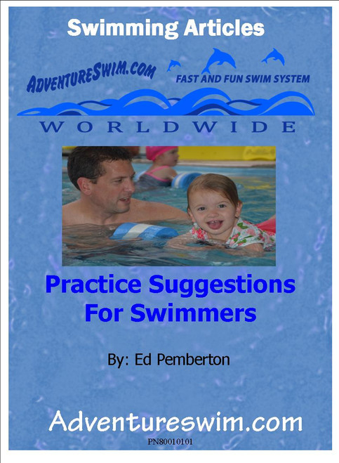 Practice Suggestions for Swimmers