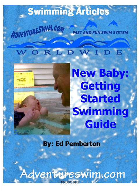 New Baby Getting Started Swimming Guide