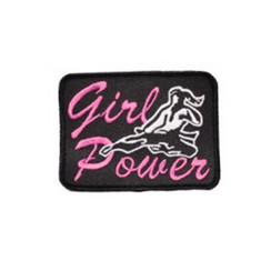 #1519 GIRL POWER 4""
