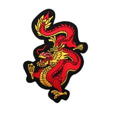 "#1728B Dragon 6"" (Red)"