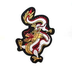 """#1728H Dragon 6"""" (White)"""