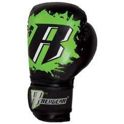 Revgear Youth Deluxe Boxing Gloves: Green 8oz