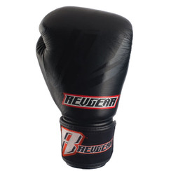 Revgear Leather Boxing Gloves