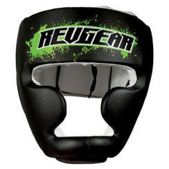 Revgear Youth Combat Series Headgear: Green