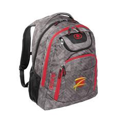 OGIO Excelsior Backpack - Cynderfunk/Red