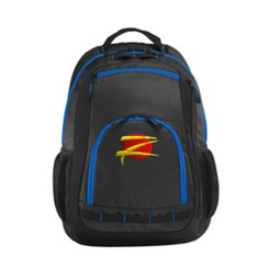 Z Logo Xtreme Backpack - Black/Blue