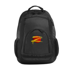 Z Logo Xtreme Backpack - Black/Grey