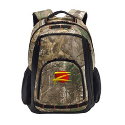 Z Logo Xtreme Backpack - Camo