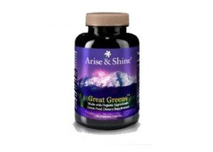 Great Greens - 180 Capsules