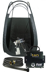 Fuji Spray 2100M Spray Tan Machine & Tent