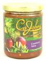 CaJohn's Gourmet Cranberry Salsa