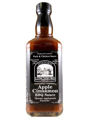... Tennessee Whiskey Apple Cinnamon Barbecue Sauce - The Hot Sauce Stop