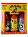 Ass In the Tub 3-Pack Hot Sauce Gift Set