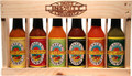 Dave's Gourmet Hot Sauce Spicy Six Pack