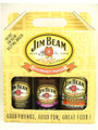 Jim Beam Gift Pack - Steak, BBQ, & Marinade Sauces