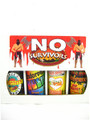 No Survivors Hot Sauce 4-Pack Gift Box