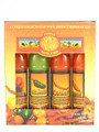 Spice Exchange 4-Pack Hot Sauce Gift Set
