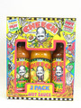 The Cheech 3-Pack Hot Sauce Gift Set