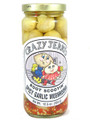 Crazy Jerry's Boot Scootin Garlic Mushrooms