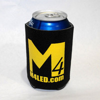 Pair of M4 Drink Koozies