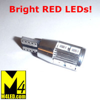 921-10-5630-RED LED Wedge Brake or Tail Light