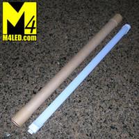 """T8-120-3528-24 Natural White 24"""" T8 LED Tube Light 12v"""