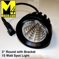 "SAN6157 3"" 15 watt Flood Light"