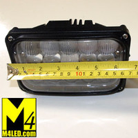 SAN6053R Standard Rectangle Headlight LED Replacement