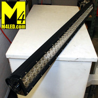 "Light Bar 40"" 240W CREE LED Chips - Spot Pattern"