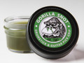 Gorilla Snot is a gripping aid. It has been developed by and for professionals who demand flexibility, functionality, and efficiency in the tools of their trade. A non-gooey, naturally refined tree rosin, Gorilla Snot reacts with your body's natural chemistry and heat output to retain a steady grip on picks drumsticks, bows, and any other hard to grip instruments.