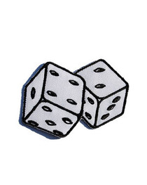 2 Dice Patch