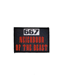 667 Neighbour Of The Beast Patch