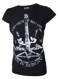 Antichrist Womens T Shirt