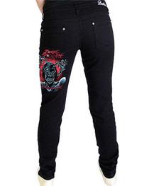 Apocalypse Low Rise Skinny Jeans
