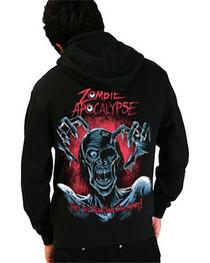 Apocalypse Premium Zip Hood