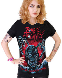 Apocalypse Womens T Shirt