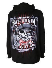 Bathtub Gin Premium Zip Hood