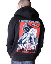 Bloodlust Premium Zip Hood