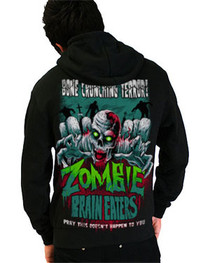 Brain Eaters Premium Zip Hood