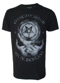 Church Of Satan Star T-Shirt