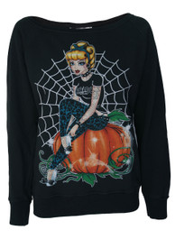 Cinders Black Sweatshirt