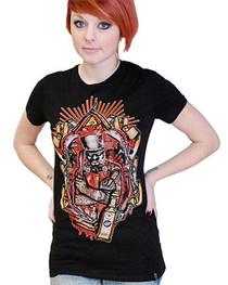 Edward Psychopath Womens T Shirt