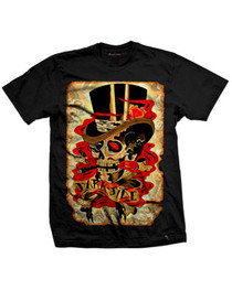 Gentlemans Skull T-Shirt