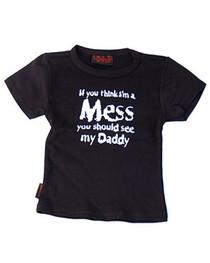 Im A Mess Kids T Shirt