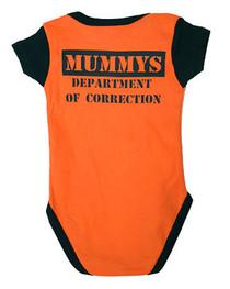 Inmate Baby Grow