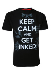 Keep Calm Get Inked T-Shirt