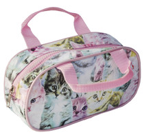 Kitty Toiletry Bag