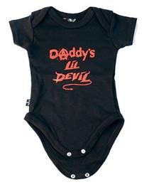Lil Devil Baby Grow